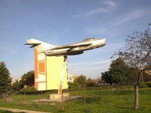 samolot pulanki