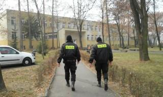 patrole w szkole