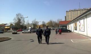 patrol straży miejskiej