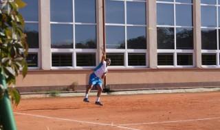 jacek tenis sukces