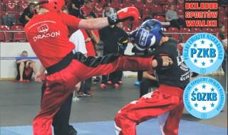 kick boksing plakat