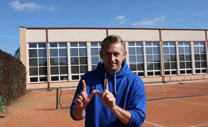 tenississta koljny
