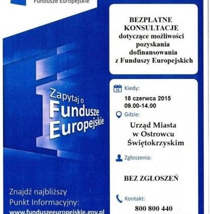 fundusze unijne foto