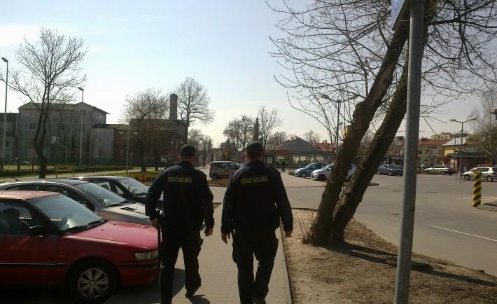 patrol strazy miejskiej