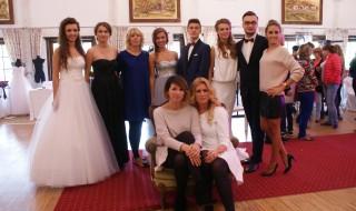 Gala ślubna Bałtów