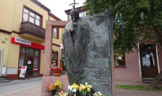 pomnik JPII