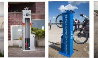 stacja naprawy rowerow