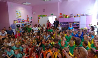 cala polska czyta dzieciom