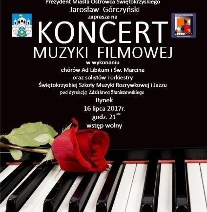 film i muzyka w plenerze