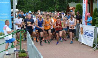 rekordowe biegi na Gutwinie