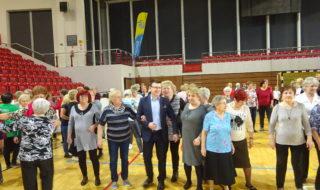 tance z prezydentem