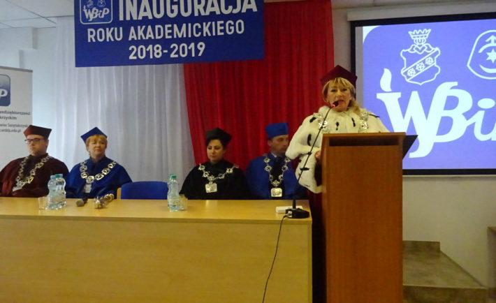 inauguracja wsbip