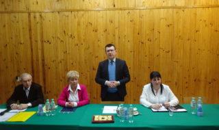 RO ogrozy zebranie spawozdawczo wyborcze