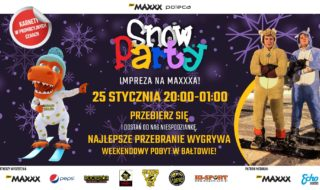 SnowParty Bałtów 2019
