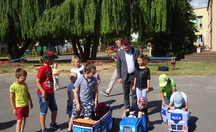 miasteczko ruchu drogowego dla przedszkoli