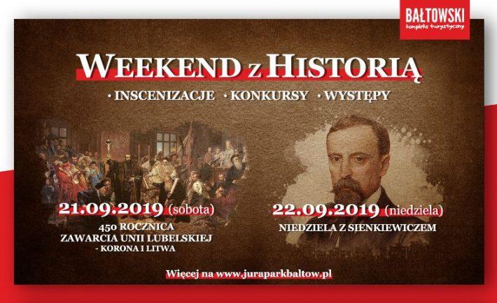 Weekend historyczny-grafika