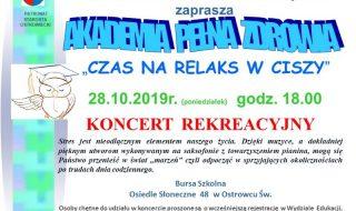 PLAKAT koncert 2 Ostrowiec do gazety wersja