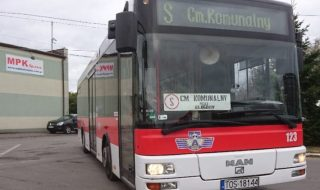 autobusem na cmenatrz