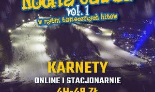 NOCNA JAZDA 2020 vol1 - plakat