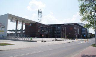 hale boiska stadiony