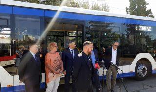 mzk nowe autobusy testy