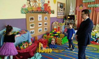 muzeum dzieciecej fantazji prezydent